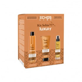 KIT SELIAR LUXURY (CH 350ML + MAS 300ML + OIL 100ML)