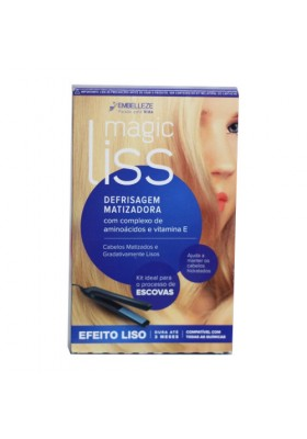MAGIC LISS ALISADO PROGRESIVO MATIZADOR