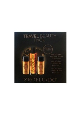 ORO FLUIDO BEAUTY RITUAL PACK