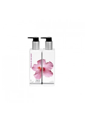 HAND&BODY LOTION HIBISCUS & ROSE WATER 250ML