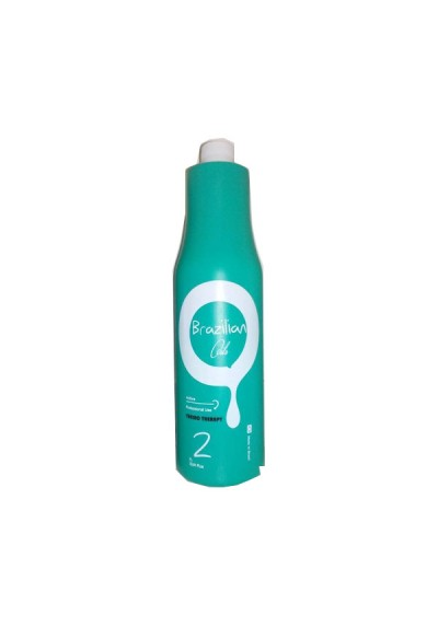 TANINO THERAPY BRAZILIAN OILS ACTIVE PASO 2