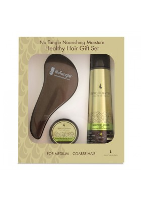 NO TANGLE NOURISHING MOISTURE HEALTHY HAIR GIFT SET