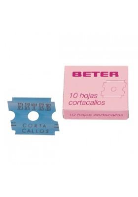 CUCHILLAS BETER 10X10