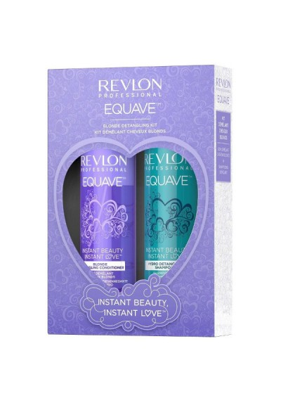 PACK INSTANT LOVE BLONDE COND + CHAMPU
