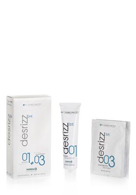 DESRIZZ 01 + 03 NEUTRALIZANTE SENSIBLES FUERZA 2 120+2x40 ml