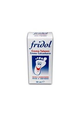 FRIDOL CREMA TALONES SECOS Y AGRIETADAS, 50 ml