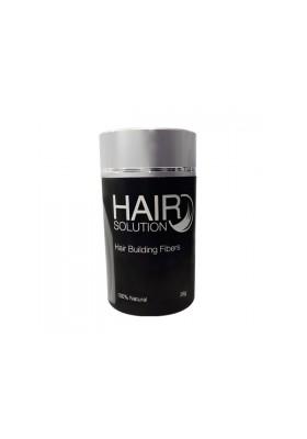 FIBRAS CAPILARES BLACK HAIR SOLUTION 25GR