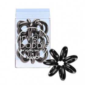 COLETERO INVISIBOBBLE NANO TRUE BLACK