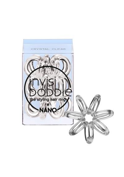 COLETERO INVISIBOBBLE NANO CRYSTAL CLEAR