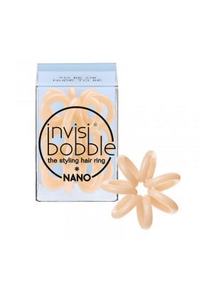 COLETERO INVISIBOBBLE NANO TO BE OR NUDE TO BE