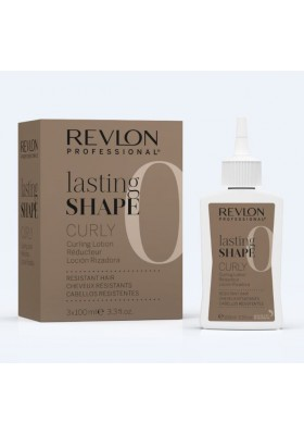 LASTING SHAPE CURLY RESISTANT HAIR 3X100ML