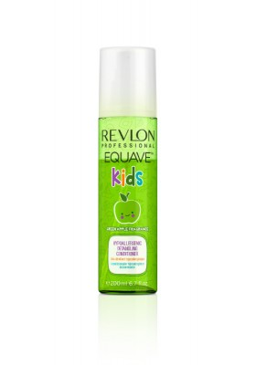 EQUAVE KIDS GREEN APPLE DETANG. COND. 200 ML