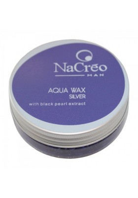 NACREO MAN AQUA WAX-SILVER 50ML