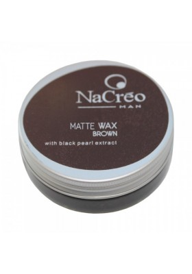NACREO MAN MATTE WAX-BROWN 50ML