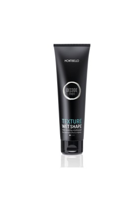 DECODE TEXTURE MEN - WET SHAPE - GEL PEINADO EFECTO MOJADO