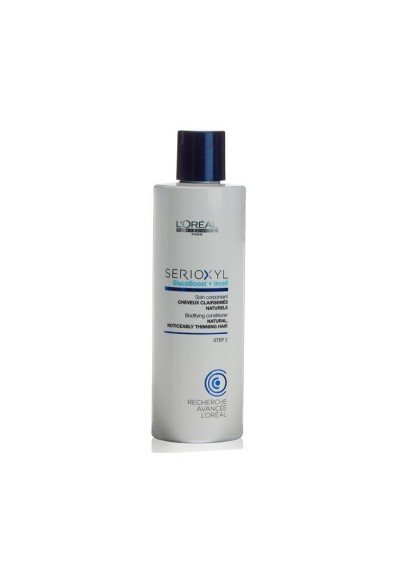 """SERIOXYL GLUCOBOOST + INCELL ACOND. C. NATUR. """"2"""" 250ML"""