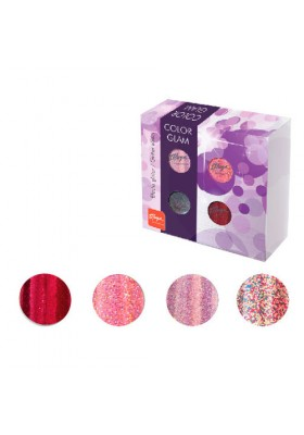 PACK COLOR GLAM EFECTO GLITTER