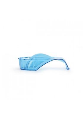 BIFULL BLUE SHELL BOWL MANICURA AZUL