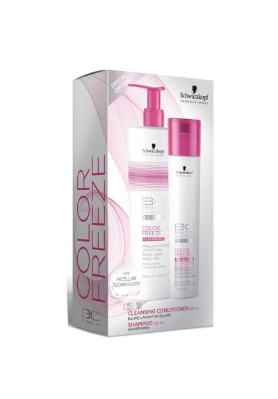 PACK BC CLEANSING COND. COLOR FREEZE (SH 250ML + COND 500ML)