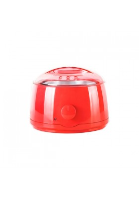 FUNDIDOR DE CERA 400GR WAX WARMER COLOUR RED 120W