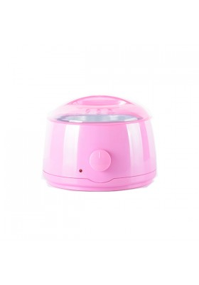 FUNDIDOR DE CERA 400GR WAX WARMER COLOUR PINK 120W