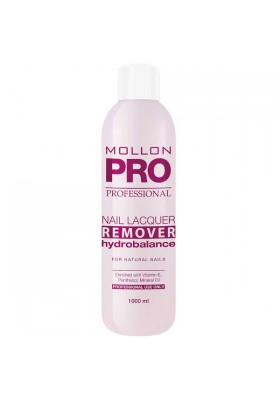 NAIL LACQUER REMOVER HYDROBALANCE 1000 ML