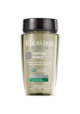 CAPITAL FORCE BAIN REGULADOR 250ML