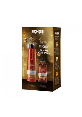 KIT BEAUTY GIFT SELIAR ARGAN (CH 350ML + FLUIDO 150ML)