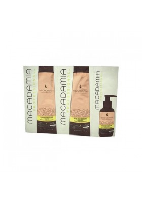 NOURISHING MOISTURE TRIO PACKETTE SH. 10ML-COND.10ML-OIL 5ML