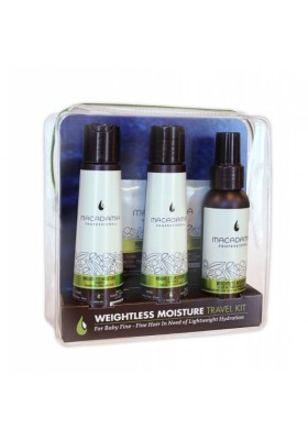 MACADAMIA WEIGHTLESS MOISTURE TRAVEL KIT (MASQUE 30ML)