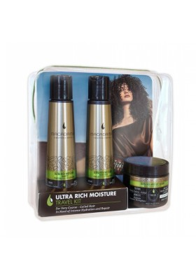 MACADAMIA ULTRA RICH MOISTURE TRAVEL KIT (MASQUE 60ML)