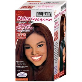 RELAXER PLUS COLOR AUBURN SPICE #31