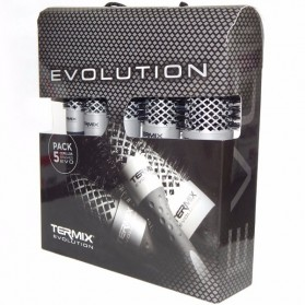 TERMIX MALETIN 5 CEPILLOS EVOLUTION PLUS