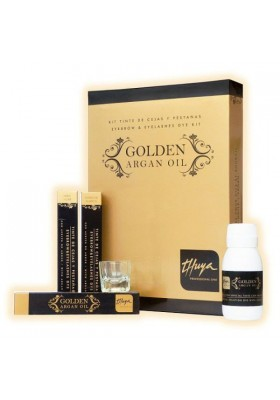 KIT TINTE GOLDEN ARGAN OIL