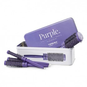 PACK TERMIX 5 CEPILLOS C.RAMIC PURPLE