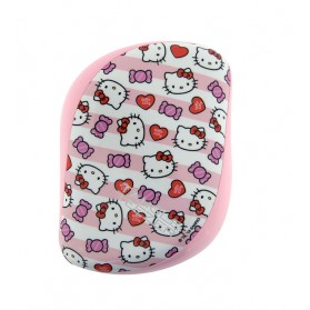 TANGLE TEEZER COMPACT HELLO KITTY CANDY STRIPES