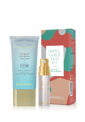 IMPECCABLE SKIN KIT PACK 8