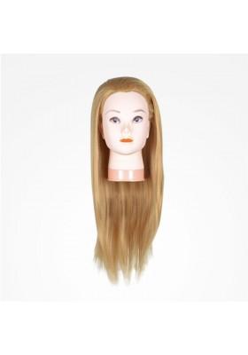 BIFULL CABEZA MANIQUI GIRL TOP BLOND SYNTHETIC - 60CM (RUBIO)