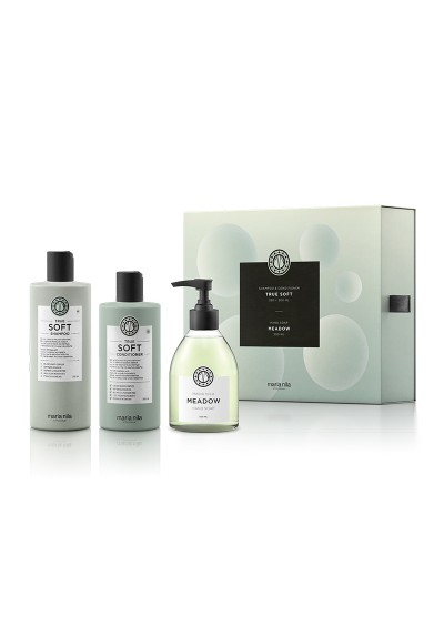 GIFT PACK TRUE SOFT + MEADOW SOAP