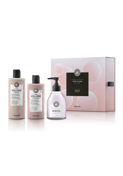 GIFT PACK PURE VOLUME + BREEZE SOAP