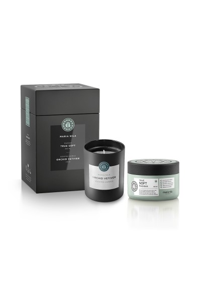 GIFT PACK SOFT MASQUE + ORCHID CANDLE