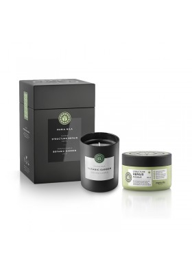 GIFT PACK REPAIR MASQUE + BOTANIC CANDLE
