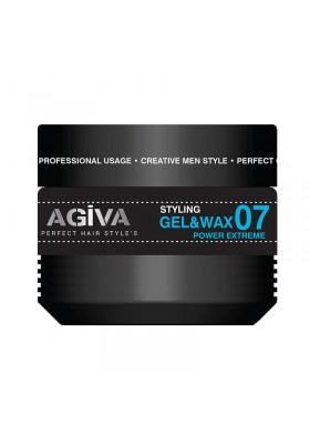 AGIVA HAIR GEL & WAX 500 ML