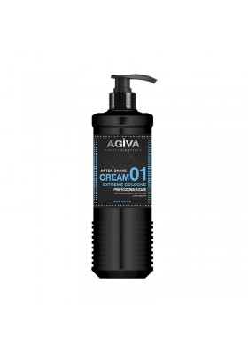 AGIVA AFTER SHAVE CREAM 400 ML EXTREME