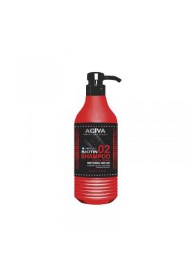 AGIVA HAIR SHAMPOO 500 ML BIOTIN COMPLEX