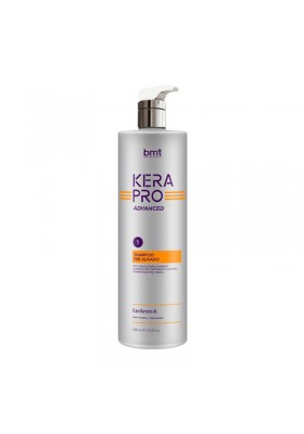 BMT KERAPRO ADVANCED SHAMPOO PRE ALISADO 1000ML