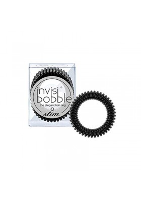 COLETERO INVISIBOBBLE SLIM TRUE BLACK