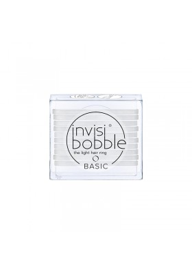 COLETERO INVISIBOBBLE BASIC CRYSTAL CLEAR