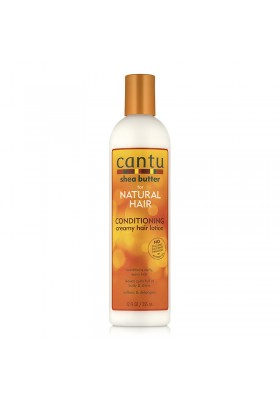 CANTU SHEA BUTTER FOR NATURAL HAIR CONDITIONING CREAMY HAIR LOTION 355ML