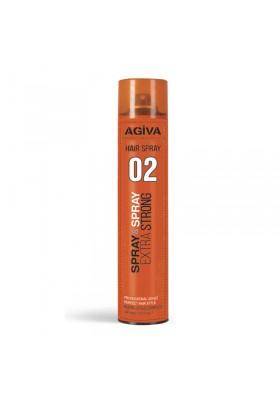 AGIVA HAIR STYLING SPRAY 02 400ML
